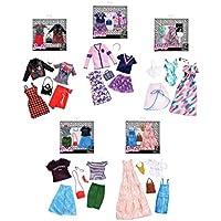 Barbie Pack 2 Modas Surtido/Modelos Aleatorios (Una unidad)(Mattel FKT27)