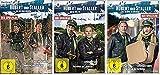 Hubert und Staller - 3 Spielfilme (die ins Gras beissen/unter Wölfen/eine schöne Bescherung) im Set - Deutsche Originalware [3 DVDs]