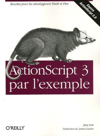 ActionScript 3 par l'exemple