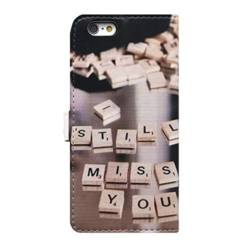 iPhone 4S Pouce Coque Etui PU Leather Case Wallet Cover Flip Coque pour iPhone 4,iPhone 4S Coque Cuir,iPhone 4S Coque Portefeuille Cuir Housse,EMAXELERS iPhone 4S Coque Cristal,iPhone 4S Coque Cute,iP Y Wolf 7