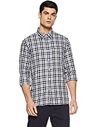 Arrow Sports Men's Checkered Slim Fit Casual Shirts at FLat 70% OFF low price image 9