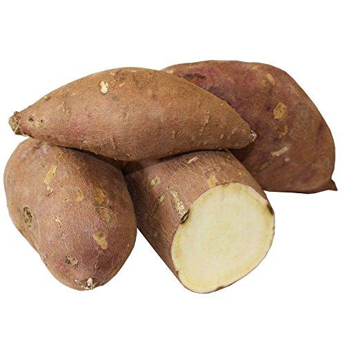 Preisvergleich Produktbild 2kg Süßkartoffeln, innen weiss, für Süßes und Herzhaftes