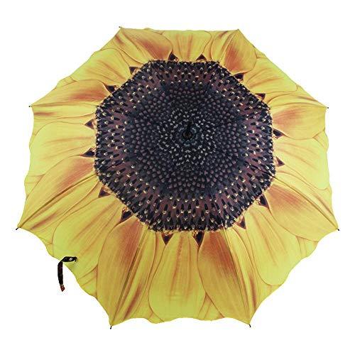 PZXY Regenschirm Kreative Führungsholm selbstöffnung Übergabe Starke