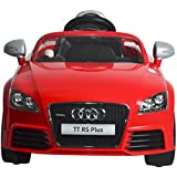 Mera Toy Shop B Wild Audi Tt Rs Plus Electric Motor Car, Red