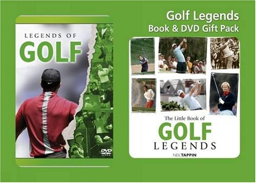 Golf Legends Gift Pack (Gift Packs (Book and DVD))