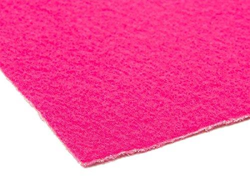 Pinker Teppich - Hochzeitsteppich - VIP Teppich - Eventtepich - Farbe Pink - 1,00m x 3,00m