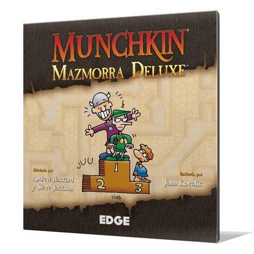 Munchkin - Mazmorra Deluxe (Edge Entertainment EDGMUGB1)