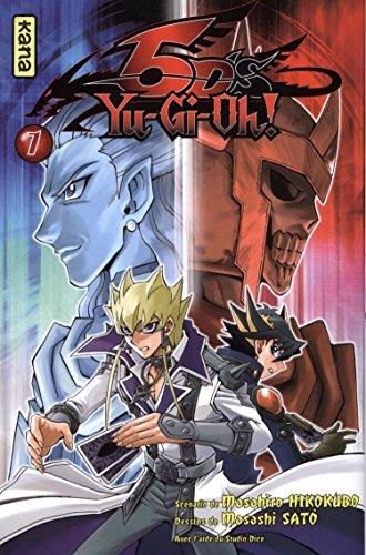Yu-Gi-Oh! 5 D's, tome 7 par Masahiro Hikokubo