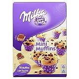 Milka Mini Muffins Backmischung, 16 Stück, 270g