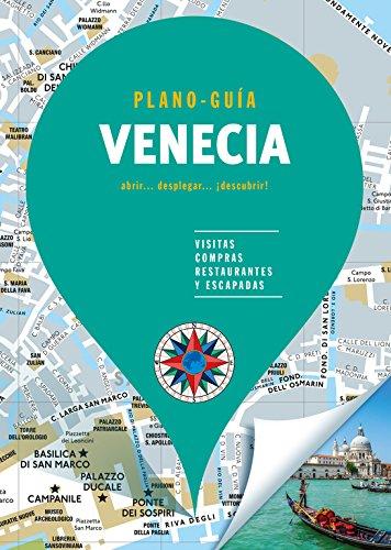 Venecia (Plano - Guía): Visitas, compras, restaurantes y escapadas (Plano - Guías) por Autores Gallimard Autores Gallimard