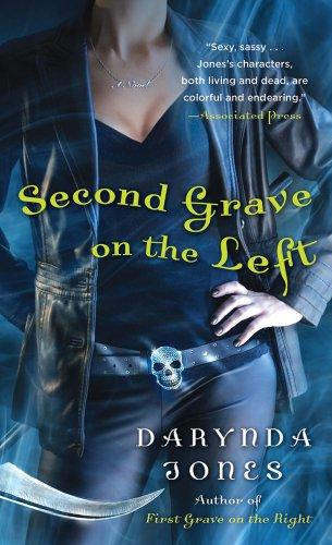 Second Grave on the Left por Darynda Jones