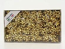 COCCARDE SPLENDID 6,5mm ORO 100pz 2970