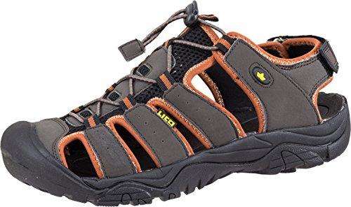 Été Loisirs Chaussures Sandales Manchester Marron Marron - Marron