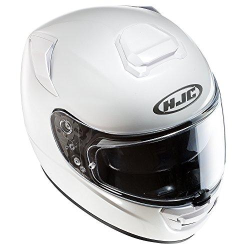 Casco Moto Hjc Rpha 11 Pearl Bianco (M , Bianco)