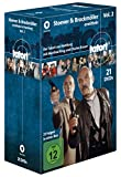 Tatort - Stoever & Brockmöller ermitteln - Der Tatort aus Hamburg Box 2 [21 DVDs] -