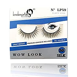 London Pride 3D Silk Eyelash Lp 59
