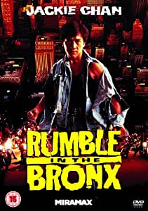 Rumble In The Bronx Dvd Amazon Co Uk Jackie Chan