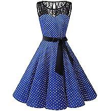 Amazon.es: vestido años 50 - 2 estrellas y más