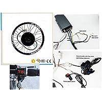 Kit de conversión de bicicleta eléctrica NBPower 48 V -72 V 26 pulgadas 5000 W