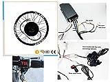 Kit de conversión de bicicleta eléctrica NBPower 48 V -72 V 26 pulgadas 5000 W, Sabvoton 72 V...