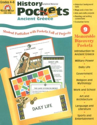 Hist Pocket Ancient Greece Grade 4-6+ (History Pockets)