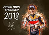 MARC MARQUEZ Kalender 2018, MotoGP, Wandkalender - HIGHLIGHT