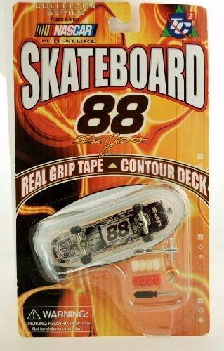 tc2-nascar-collector-series-mini-skateboard-dale-jarrett-88-ups-racing-ford-taurus-contour-deck-limi