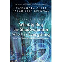The Bane Chronicles 8: What to Buy the Shadowhunter Who Has Everything (And Who You're Not Officially Dating Anyway)