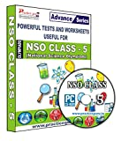 #10: Sure shot question bank - 16 Tests - NSO Class 5 + Previous year questions to practice & Printable worksheets.