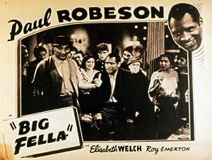 Big Fella Affiche du film Poster Movie Fella grand (11 x 14 In - 28cm x 36cm) Style A