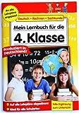Mein Lernbuch für die 4. Klasse - Deutsch . Rechnen . Sachkunde (Auf alle Lehrpläne abgestimmt) [Illustrierte Ausgabe / Broschiert] - 2013