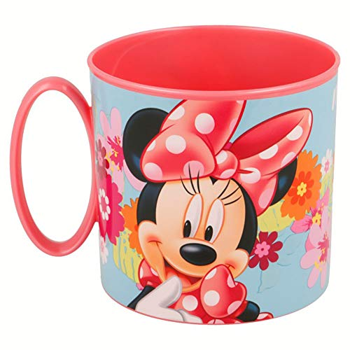 Disney Minnie Maus Kinder Mikrowellen-Becher 265 ml