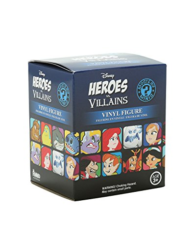 Unisex-Adultos - Funko - Disney Heroes VS Villains - Funko Mini