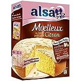 Alsa préparation mamie gâteau moelleux citron 435g Envoi Rapide Et Soignée ( Prix Par Unité )