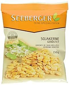 Seeberger Sojakerne geröstet , 13er Pack (13 x 150 g Packung)