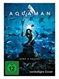 Aquaman 4K UHD + 2D Steelbook [Blu-ray] [Limited Edition]