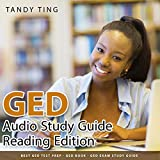 GED Audio Study Guide Reading Edition : Best GED Test prep! GED Book!