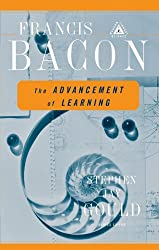 The Advancement of Learning (Modern Library Classics) by Francis Bacon (2001-10-02)