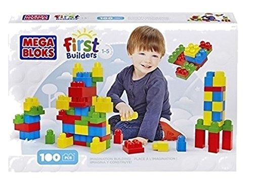 Megabloks - Súper construccion 100 Piezas