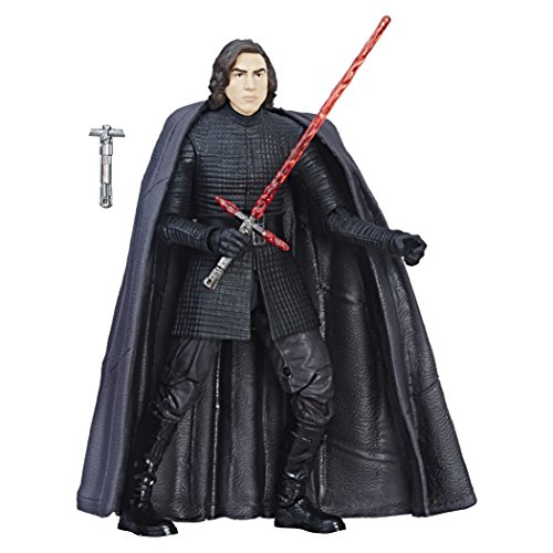 Star Wars The Black Series: Episode VIII - Les derniers Jedi Kylo Ren 15cm Figurine