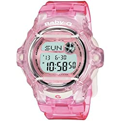 Casio Baby-G BABY-G Women's Watch BG-169R-4ER
