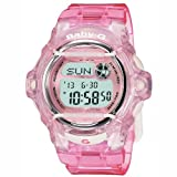 Casio Damen Digital mit Resin Armbanduhr BG 169R 4ER