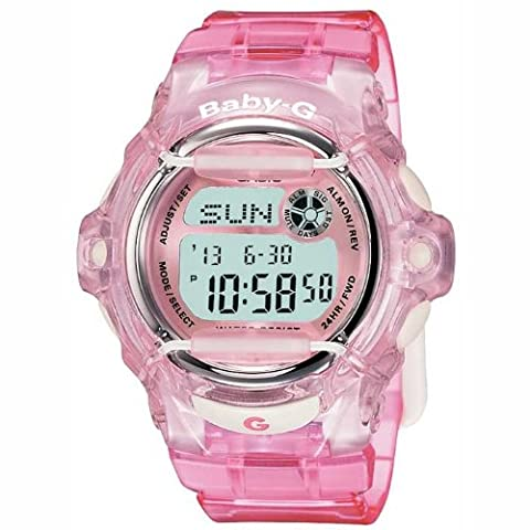 Casio Baby-G Damen-Armbanduhr Digital Quarz