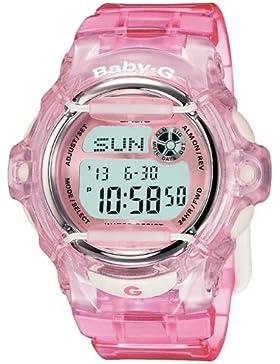 Casio Baby-G Damen-Armbanduhr Digital Quarz BG-169R-4ER