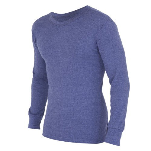 FLOSO – Camiseta interior térmica de manga larga para hombre (Gama Estandar)
