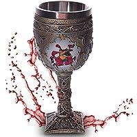"""Cáliz """"Torneo de los Caballeros"""" - Decoración medieval fantasía fantástico"""