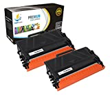 Catch Supplies Replacement TN3512 High Yield Black Toner Cartridge 2 Pack |12,000 yield| Replaces the Brother TN-3512, compatible with Brother MFC-L6700 MFC-L6800DW HL-L6200DW HL-6250DW