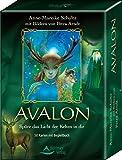 Avalon: Spüre das Licht der Kelten in dir - Kartenset, 50 Karten mit Begleitbuch - Anne-Mareike SchultzPetra Arndt