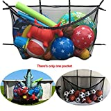 Best In The Swim Above Ground Pools - Football Basketball Storage Bag Drawstring Mesh Net Bag Review