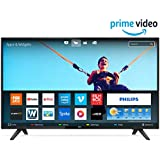 Philips 126 cm (50 inches) 6100 Series 4K LED Smart TV 50PUT6103S/94 (Black)